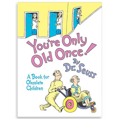 Retirement Book Gift Idea