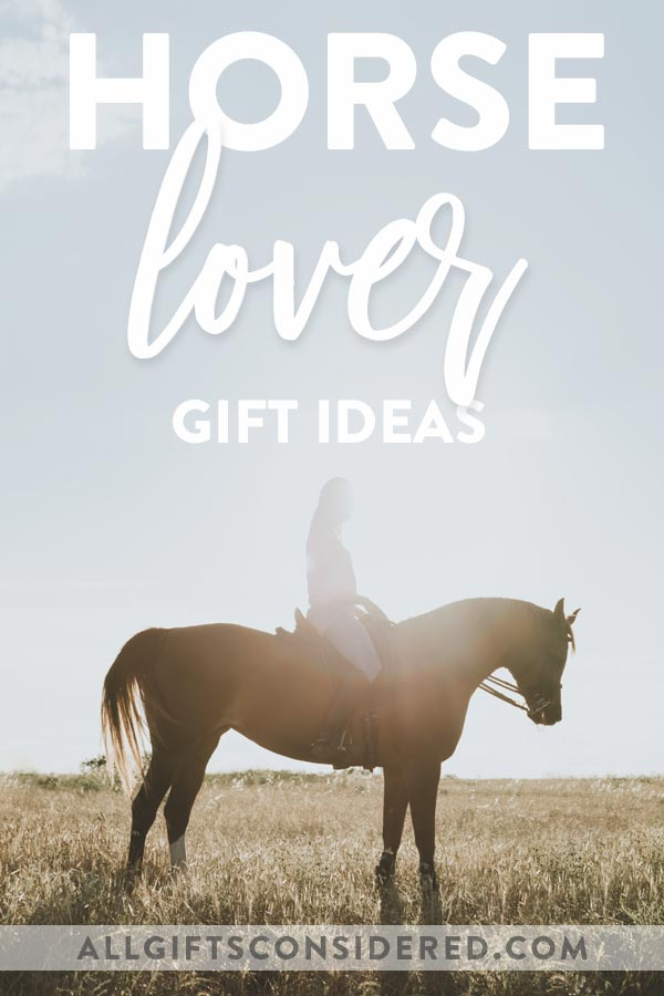 Gift Ideas for Horse Lovers
