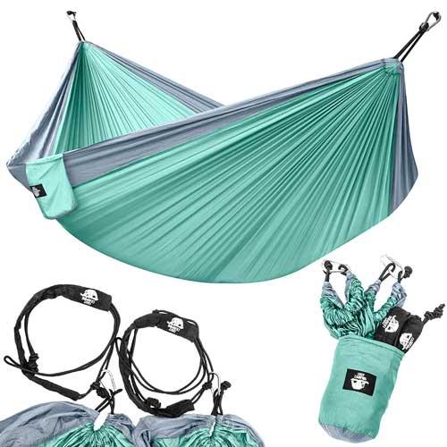 Lightweight portable hammock