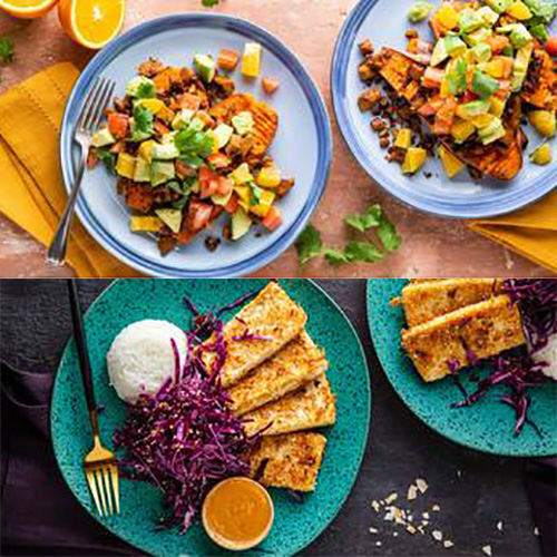 Vegan Gift Ideas: Meal Plan Gift Box