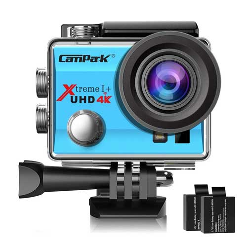 Gifts for Beach Lovers: Underwater Camera