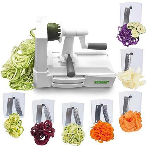 Spiralizer Veggie Noodle Maker Vegan Gift