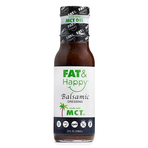 Vegan Gifts: Balsamic Dressing from Fat & Happy