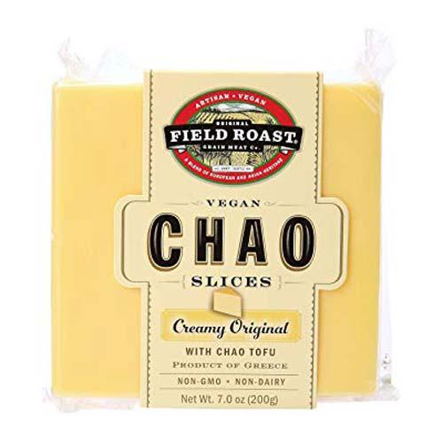 Delicious vegan cheese