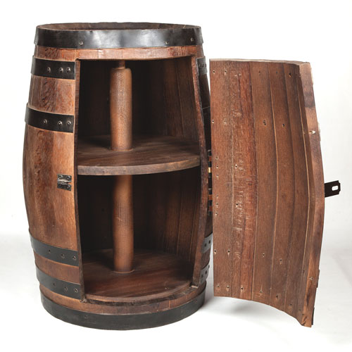 Awe Inspiring 10 Great Whiskey Barrel Tables You Can Buy Or Diy All Download Free Architecture Designs Scobabritishbridgeorg