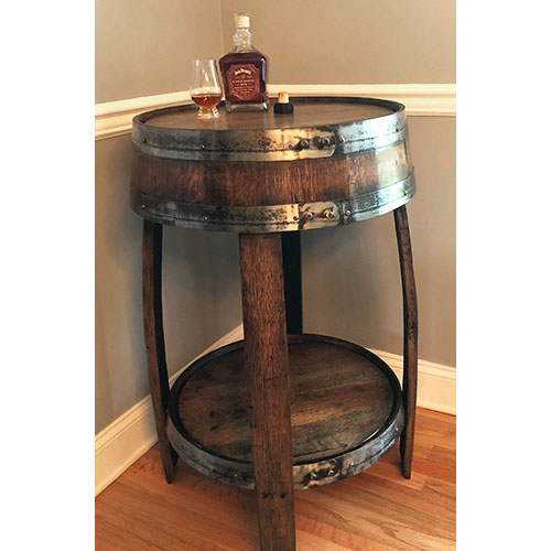 Incredible 10 Great Whiskey Barrel Tables You Can Buy Or Diy All Download Free Architecture Designs Scobabritishbridgeorg