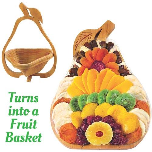 Dentist Gift Idea - Fruit Basket Gift