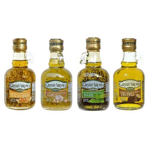 Set of Infused Olive Oil