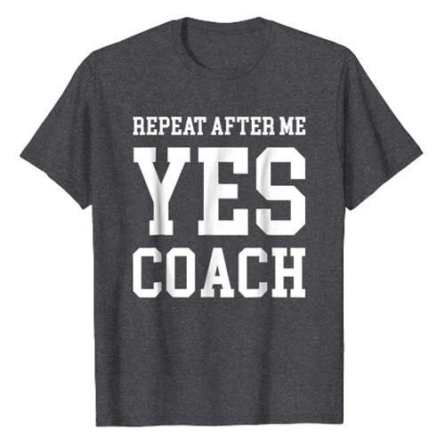 Soccer Coach Gifts - Yes Coach