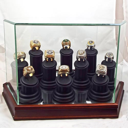 Ceremonial Sports Ring Display Pedestals