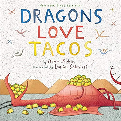 Children's Book for National Taco Day