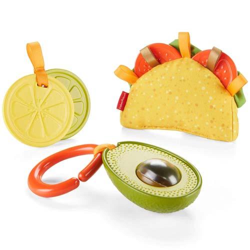 Infant Taco Teething Toys