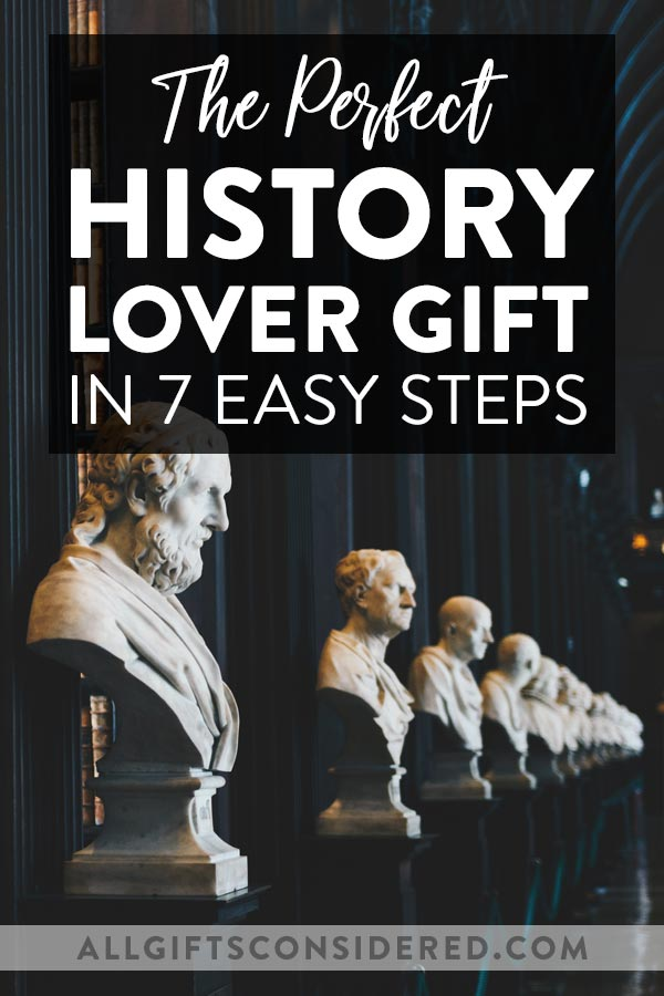 The Perfect History Lover Gift Ideas