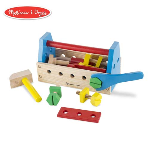 Real Tools for Kids - Wooden Tool Set