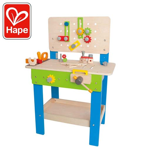 Play Workbench with Working Tools