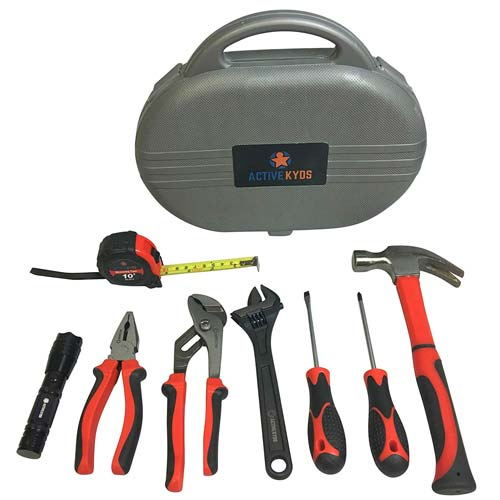 Real Tool Sets for Kids