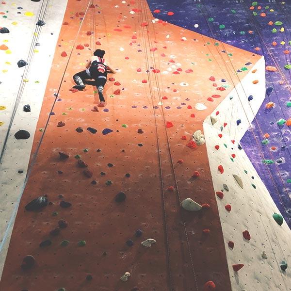 Rock Climbing Gym Membership
