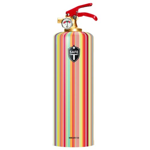 Multi Color Safety Fire Extinguisher