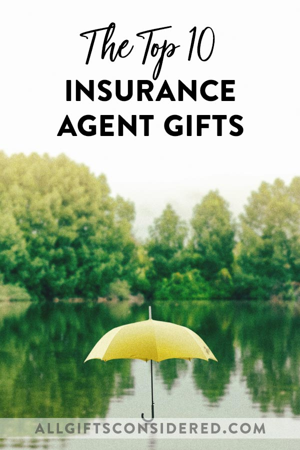 Insurance Agents Gift Ideas