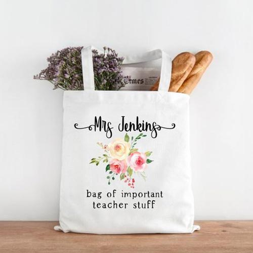 Tote Bag for the Woman Who Wants Nothing