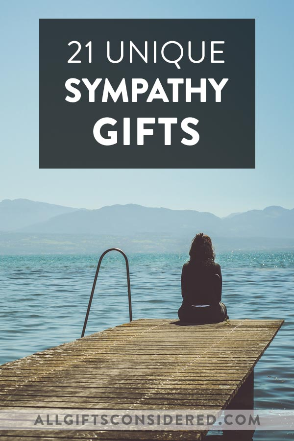 2 Unique Sympathy Gifts