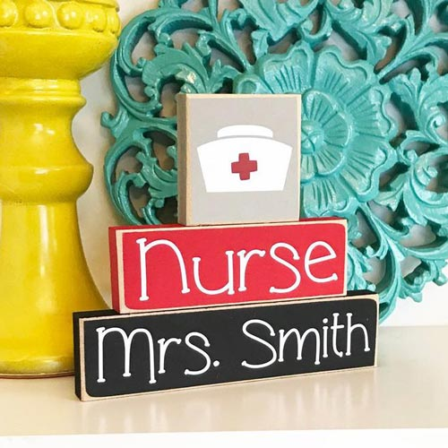 Cute Nurse Sign