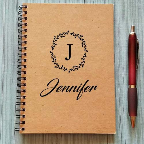 Gorgeous Custom Journal