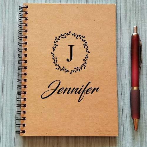 Gorgeous Custom Journal
