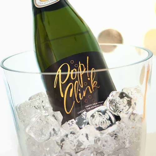 Personalized Gifts for Women: Custom Wine Bottle Label
