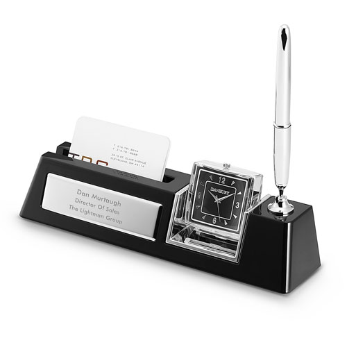 Engraved Pen Stand