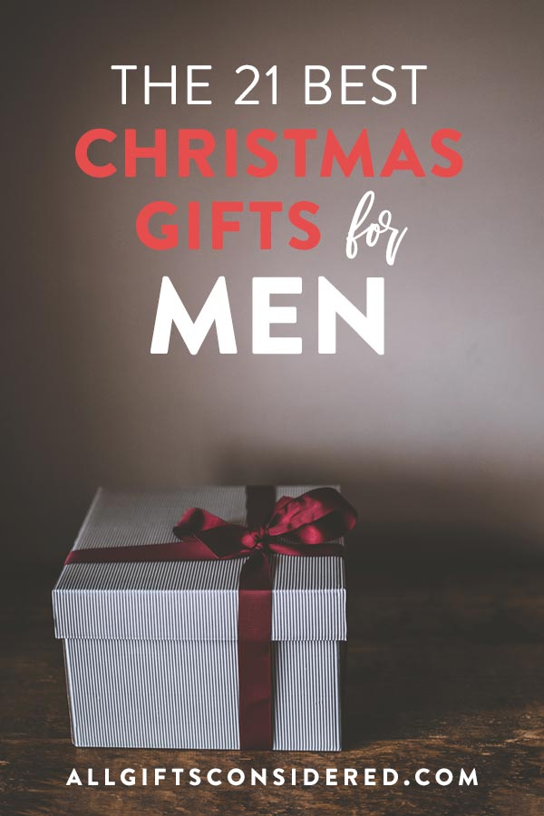 21 Best Christmas Gifts for Men