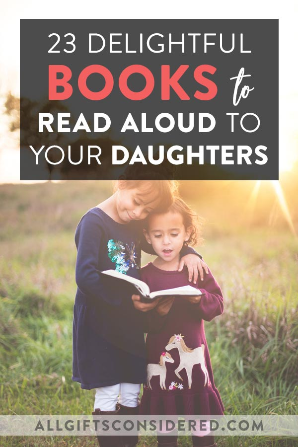 Books to Read Aloud to Daughters