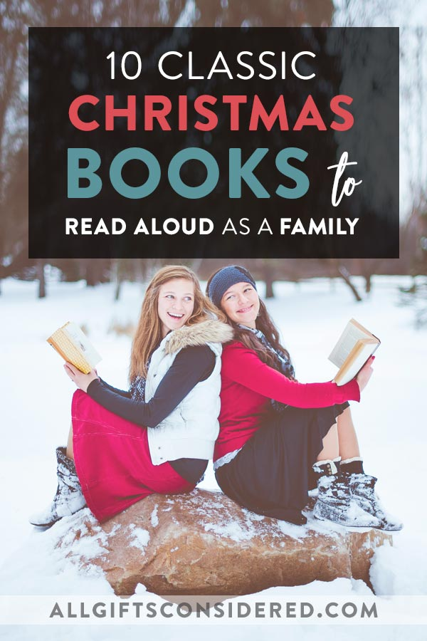 Christmas Books to Read Aloud as a Family