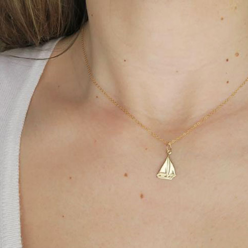Boat Owner Gifts: Cute Necklace