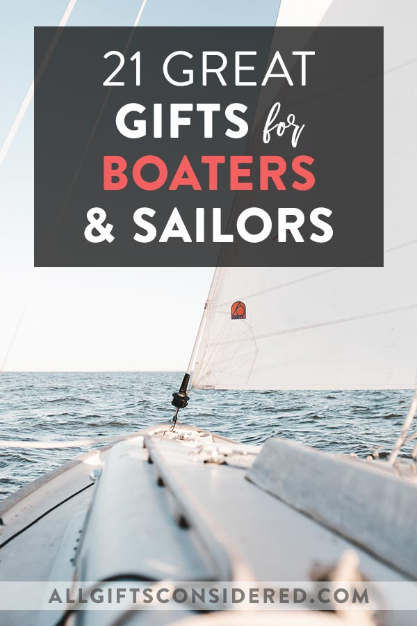 21 Great Gifts for Boaters