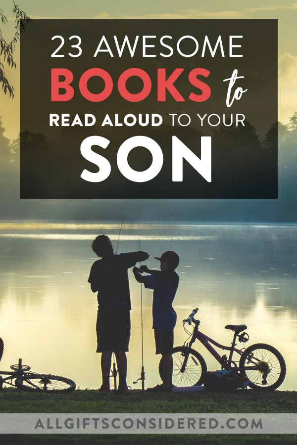 Books to Read Aloud to Your Son