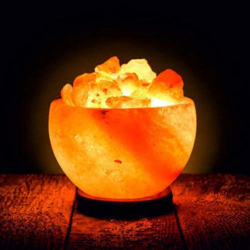 Gifts for the Impossible Man (Salt Lamp)