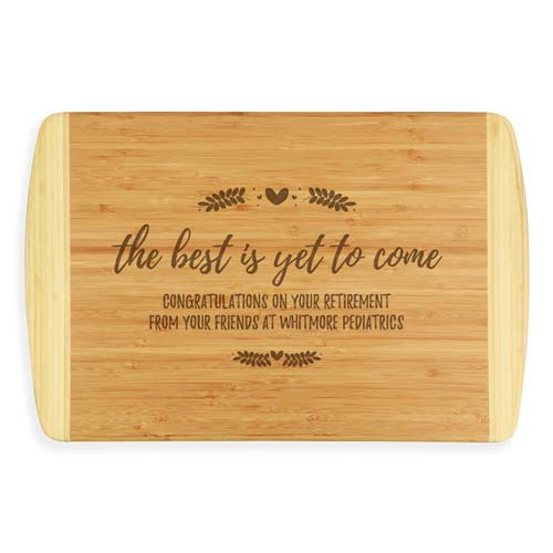 Personalized Real Estate Agent Cutting Board