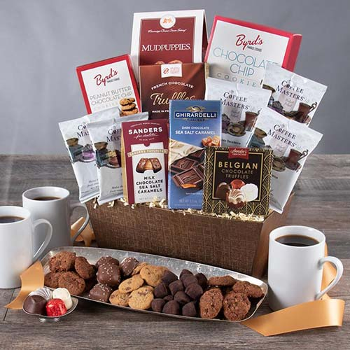 Delicious Gift Basket for Real Estate Agent Gift