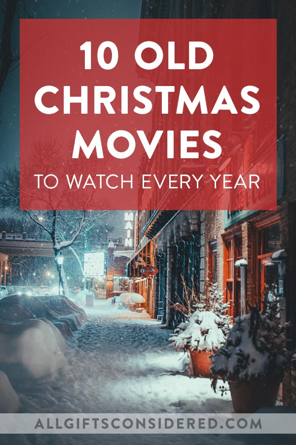 Classic Holiday Films