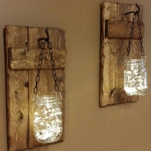 What to put on your Christmas list - Firefly Sconces