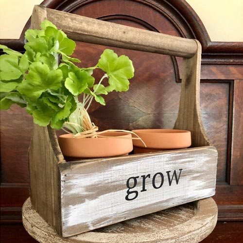 Planter Box Neighbor Gift Ideas