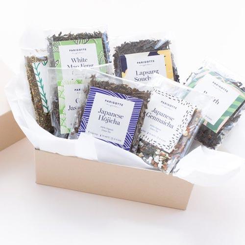 Loose Leaf Tea Set Gift for Hostess