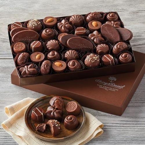 Hostess Gifts: Chocolates!!
