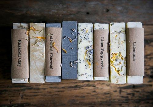 Natural Soap Hostess Gift