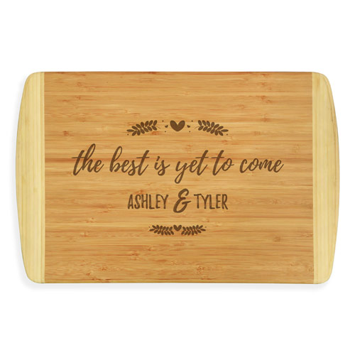 Personalized Cutting Board Valentine's Day Gifts