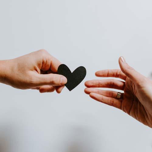 Charitable Giving - Give Back