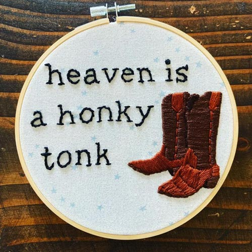 Heaven is a Honky Tonk