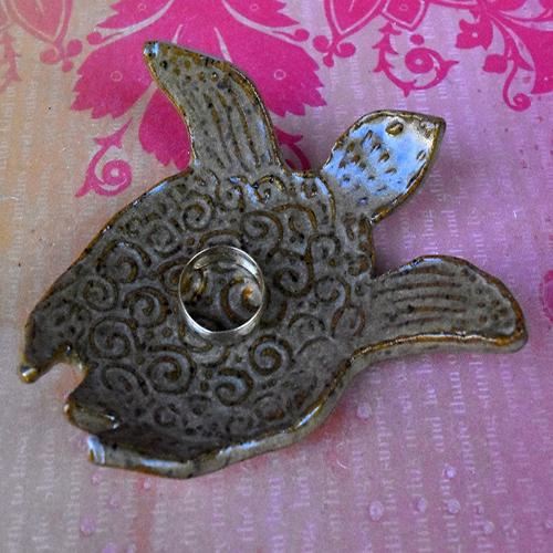 Sea Turtle Ring Dish