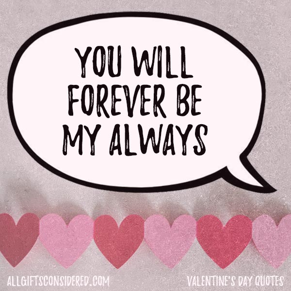 Family Valentine's Day Quotes